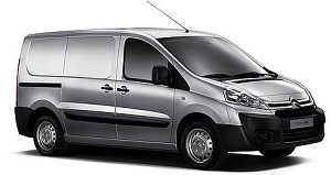 Sixt Citroen Dispatch Hire