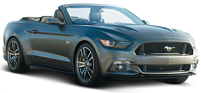 Ford Mustang Rental Sixt