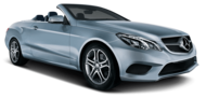Mercedes-Benz E class car hire