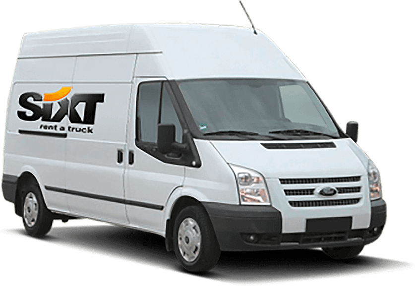 entire collection lowest price large discount Ford Transit Van Hire - Sixt Van Rental