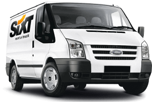 aaf53a32f4 Van Hire - Top Van Rental Deals from Sixt UK