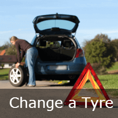 How to Change a Tyre Guide