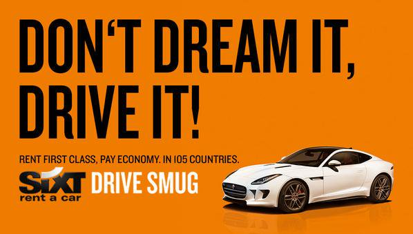 Luxury Car Hire Sixt Rent A Car