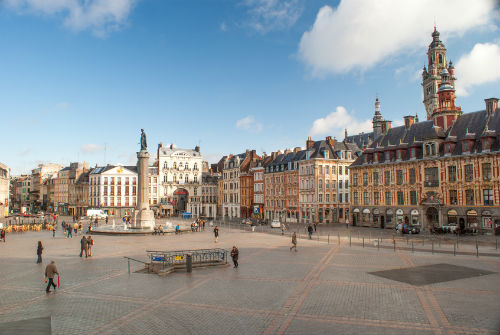 Euros 2016 in Lille City Guide