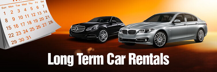 Long Term Car Hire in the USA - Sixt rent a car