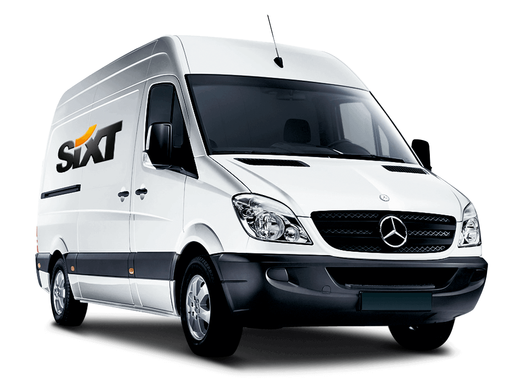 Van Rental in Belfast