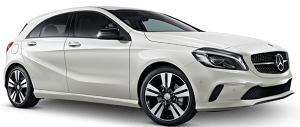 Mercedes-Benz A-Class Compact Car Hire