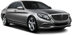 Mercedes-Benz S-Class luxury car hire