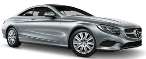 Mercedes-Benz S-Class Coupe Hire