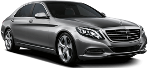 Mercedes-Benz S350 Saloon Hire