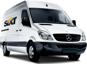 Mercedes-Benz Sprinter Van Hire