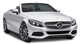 Mercedes-Benz C-Class Convertible Hire in Spain