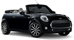 Hire a MINI One Convertible in Spain