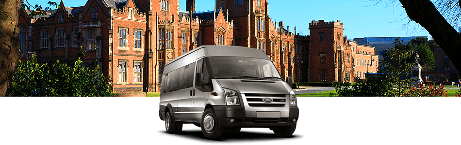 Sixt Minibus Hire Services in Belfast