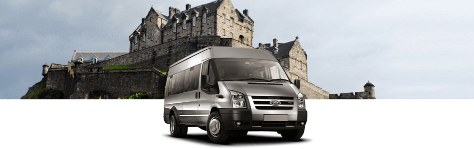 Sixt Minibus Hire Services in Edinburgh