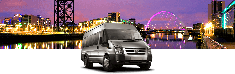 Sixt Minibus Hire Services in Glasgow