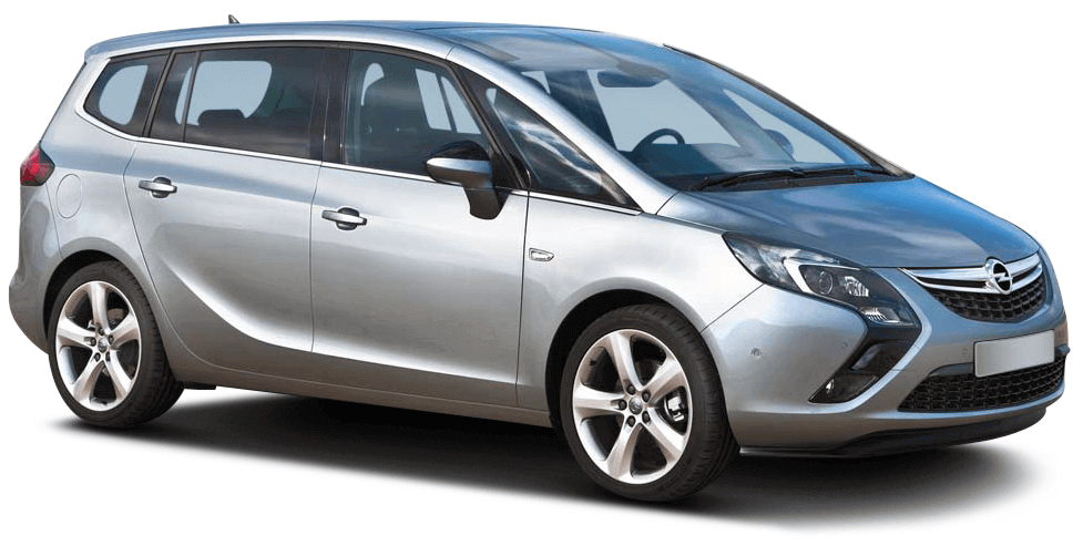 Vauxhall Zafira Car Hire With Sixt Car Rental