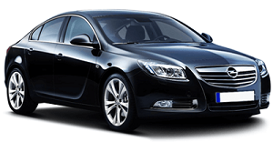 Vauxhall Insignia Private Car Hire
