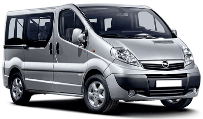 Newcastle-under-Lyme Minibus Rental