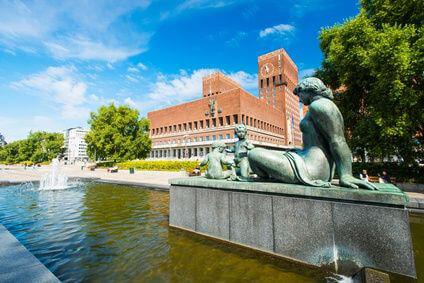 Oslo City