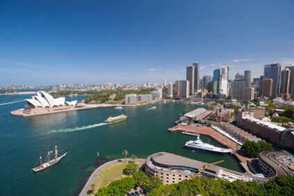 Get around Sydney with ease with Sixt car rental Australia