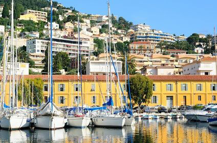Explore the French Riviera in your Sixt Car Hire France