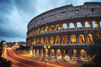 Drive across all of this great nation without restriction with Sixt car hire Italy