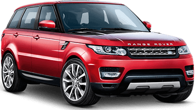 Range Rover Sport rental from Sixt