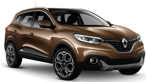 Hire a Renault Kadjar SUV with Sixt