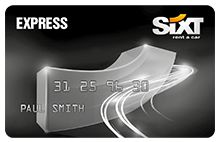 Sixt Car Hire FAQs - Loyalty Cards and Benefits