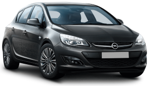 Vauxhall Astra Hire Sixt