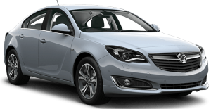 Vauxhall Insignia Compact Hire
