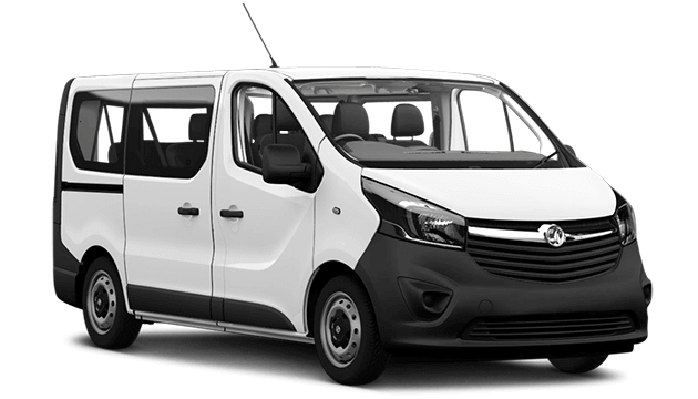 9 Seater Car Hire - Sixt Self-Drive Minibus Rental