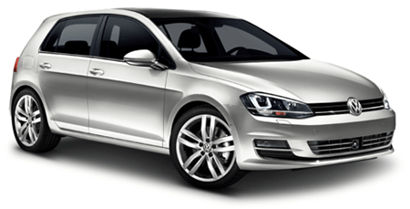 Sixt VW Golf Hire