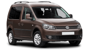 VW Caddy People Carrier Hire