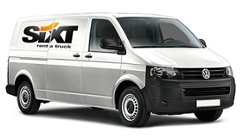 VW Transporter Hire