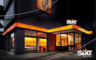 Sixt rent a car - up to 10% discount on the advanced agent rate. Book HERE.