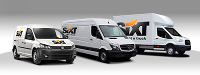 Our Van Branches UK